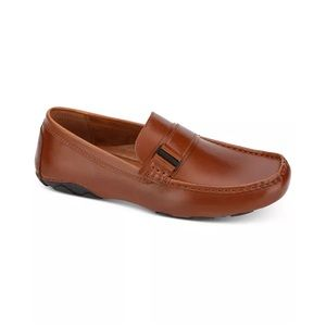 NIB Unlisted by Kenneth Cole String Driver Loafers